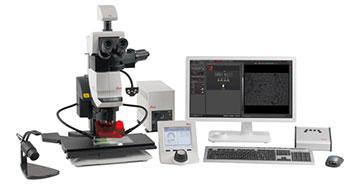 Leica M205 FA Microscope