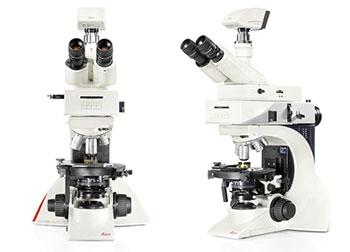 Leica DM2700 P Microscope