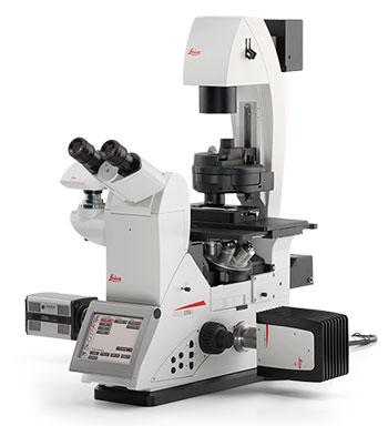 Leica DMi8 Microscope