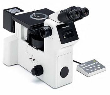 Olympus GX71 Microscope