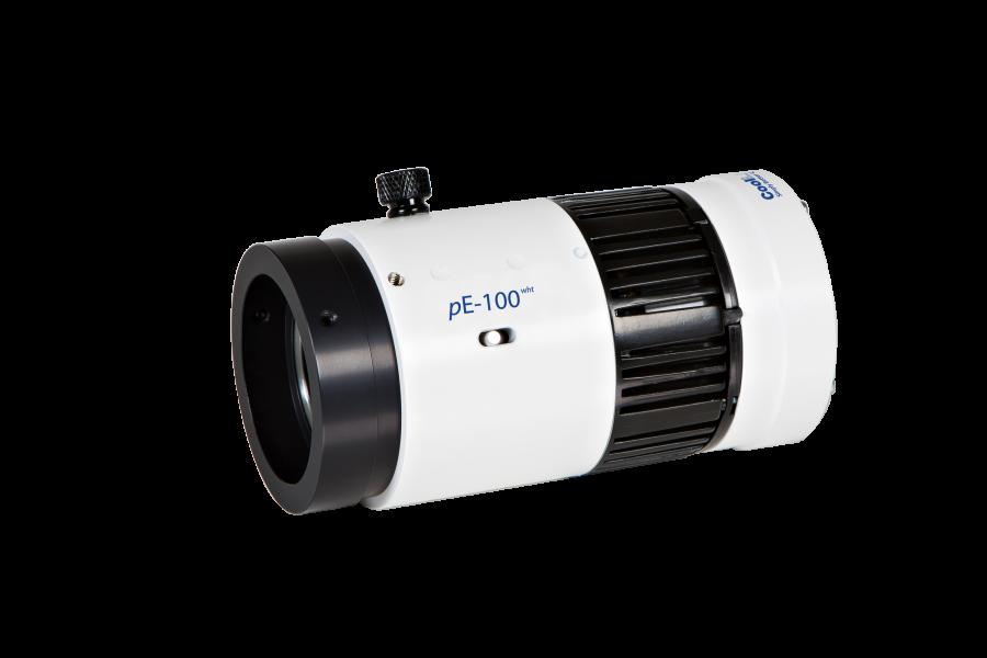 pE – 100 white CoolLED Illumination System